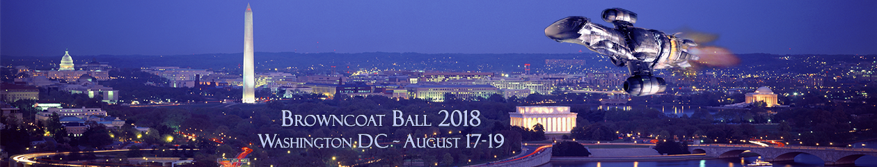 Browncoat Ball 2018 – Washington DC